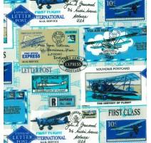 Impressions de Nature - Aeroplane Blue