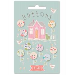 Botones Forrados de Tela -...