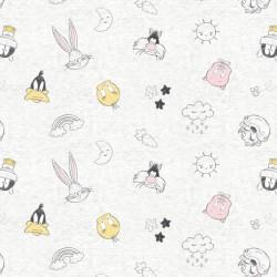 Cotton Fabric - Looney Tunes
