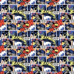 Tela de Algodón - Batman -...