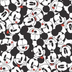 Cotton Fabric - Mickey...
