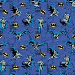Cotton Fabric - Batman - Comic