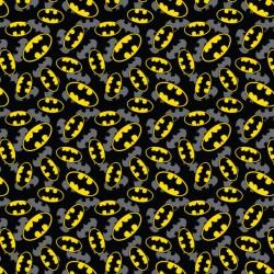 Cotton Fabric - Batman - Logo