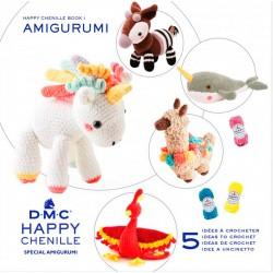 Patrón DMC Happy Chenille 1...