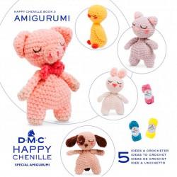 Patrón DMC Happy Chenille 3...