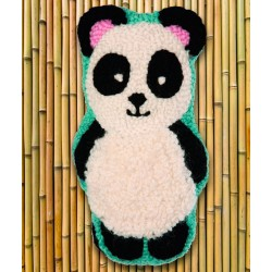 Kit de Punch Needle - Panda...