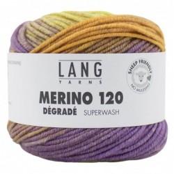 Lang Yarns Merino 120 Dégradé