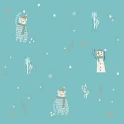 Cotton Fabric Katia – Yeti...
