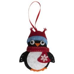Kit de Fieltro - Pingüino