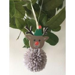 Pom Pom Kit – Reindeer