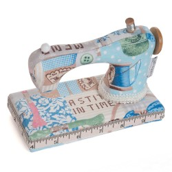 Sewing Machine Pincushion -...