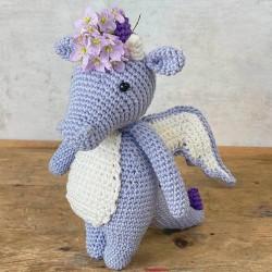 Crochet Kit – Dragon Syl