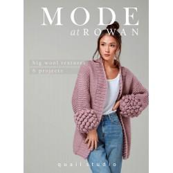 Revista Rowan Big Wool...