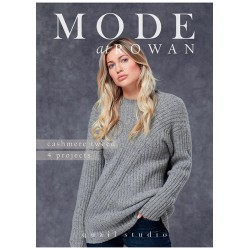 Revista Rowan Cashmere...