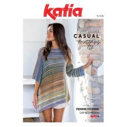 Revista Katia Casual Nº 106...