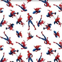 Tela de Algodón - Spiderman