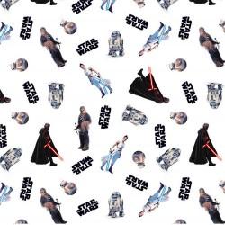 Tela de Algodón - Star Wars