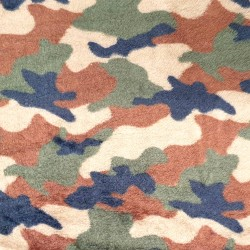 Tela Coralina - Militar