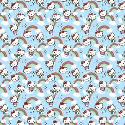 Cotton Fabric – Hello Kitty...