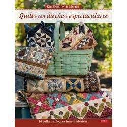 Quilts con diseños...