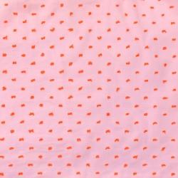 Tela Plumeti Katia - Pink -...
