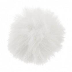 5 cm Organic Hair Pompom