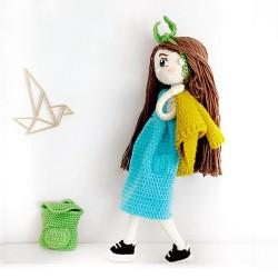Amigurumi Kit – Doll - Knit...