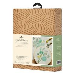 Kit de Bordado - Jardín...