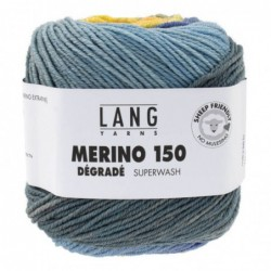 Lang Yarns Merino 150 Dégradé