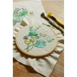 Water Garden – Embroidery...