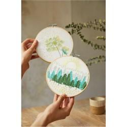 Woodland Walk – Embroidery...