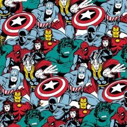 Tela de Algodón - Comic Pop...