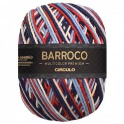 Circulo Barroco Multicolor