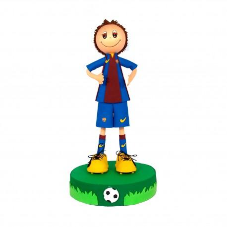 Fofucho Futbolista F.C. Barcelona
