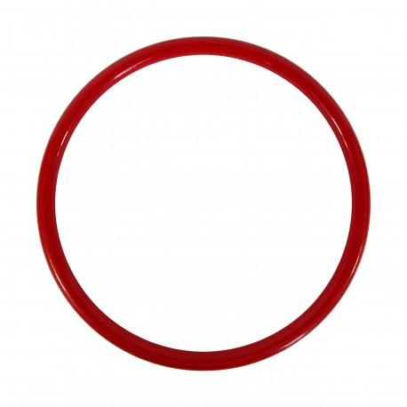 Asas Circulares 18 cm. - Rojo
