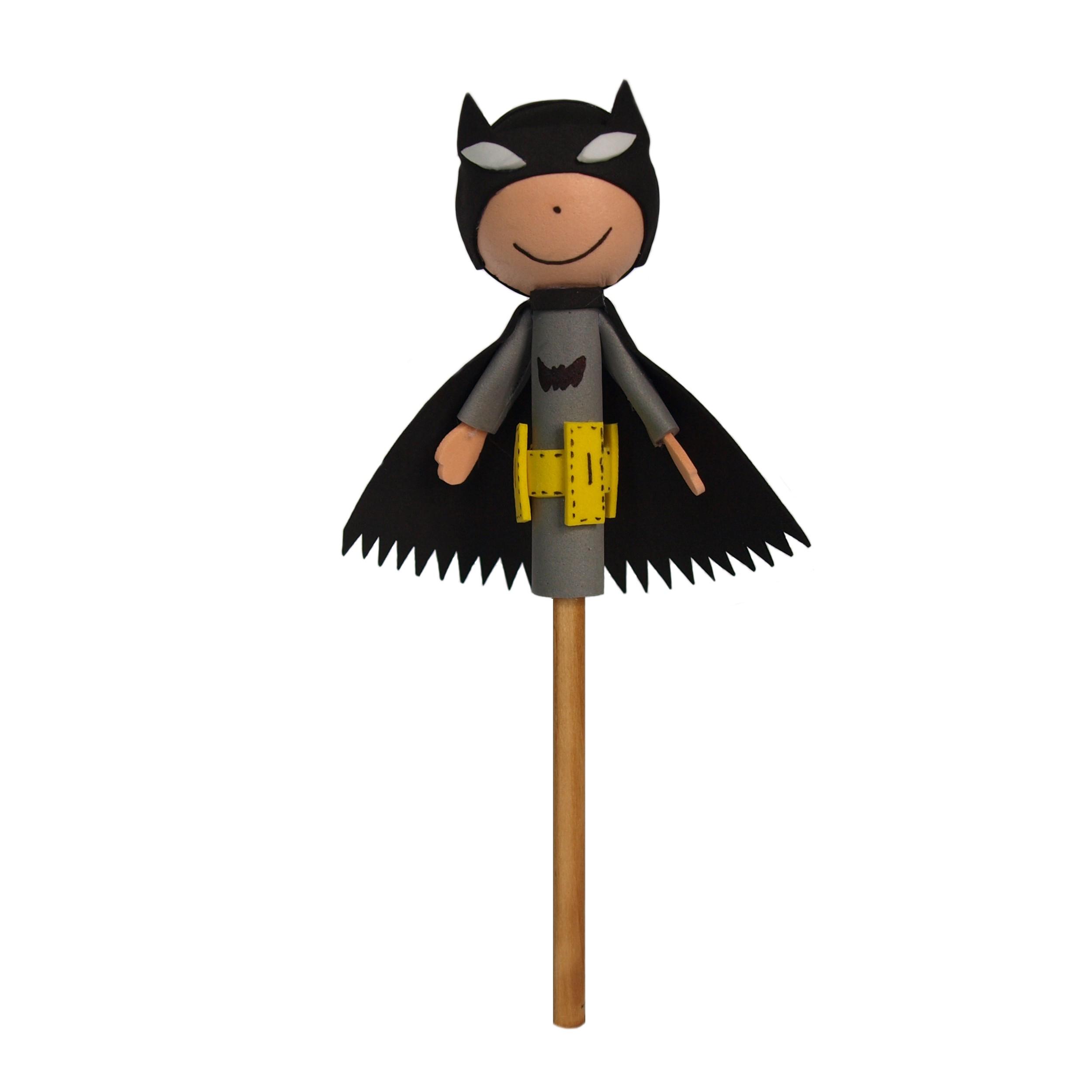 Fofucho Lapiz Batman - Fofuchas