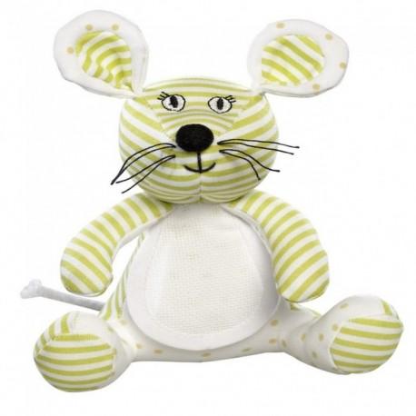 Peluche Ratón con rayas