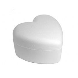 Polystyrene Heart Box