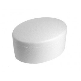 Polystyrene Oval Box