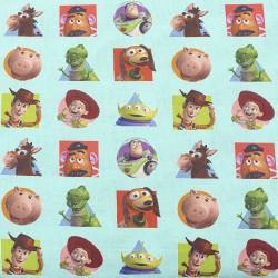 Tela de Algodón - Toy Story...