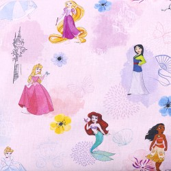 Cotton Fabric – Disney...