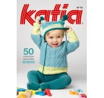 Revista Katia Bebé Nº 74