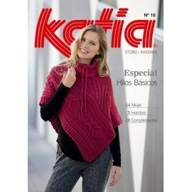 Revista Katia Mujer Nº 10 Especial Hilos Básicos