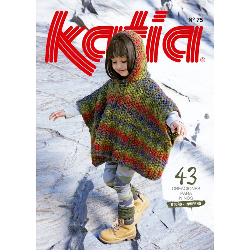 Book Katia Kids Nº 75