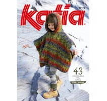 Katia Knitting Kids Magazine nº75