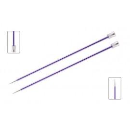 Aguja tricotar KnitPro Zing - 6 mm