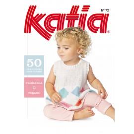 Katia Knitting Baby Magazine Nº 72