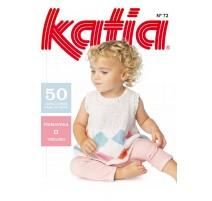 Revista Katia Bebé Nº 72