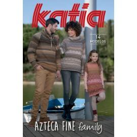 Revista Katia Azteca Fine Family Nº 85