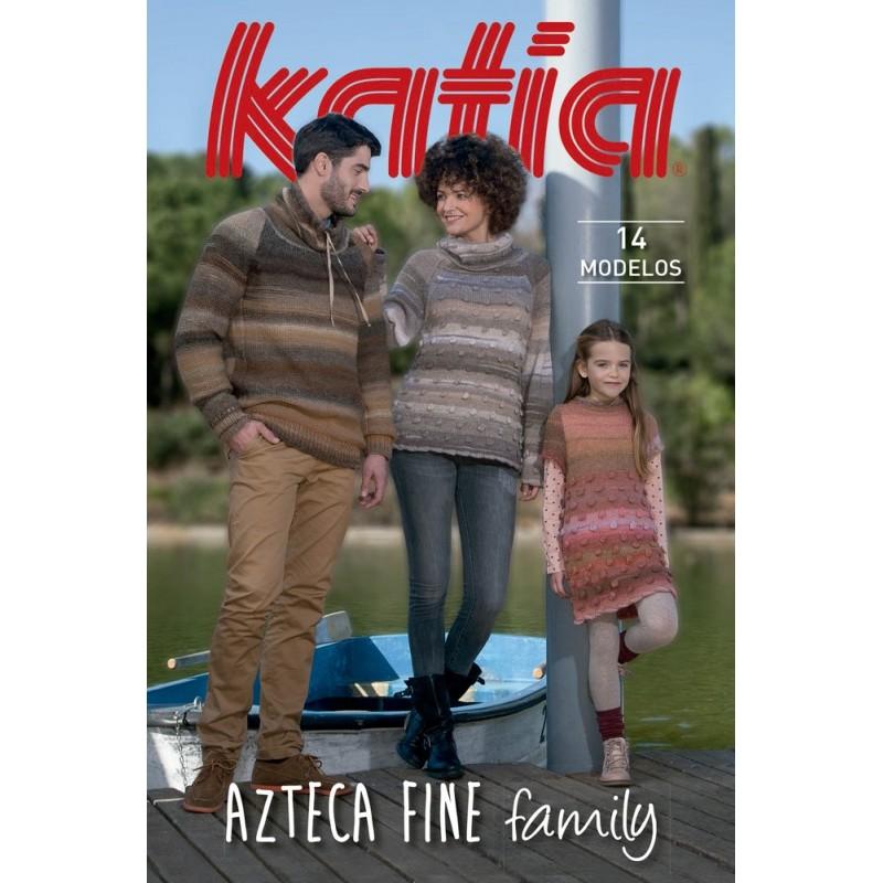 Revista Katia Azteca Fine Nº 1